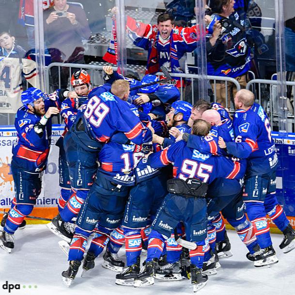 Del Deutsche Eishockey Liga
